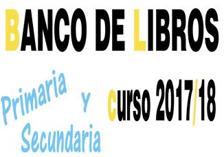 BANCO DE LIBROS curso 2017/2018