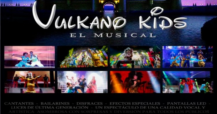 VULKANO KIDS EL MUSICAL