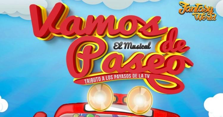 FANTASY WORLD. VAMOS DE PASEO