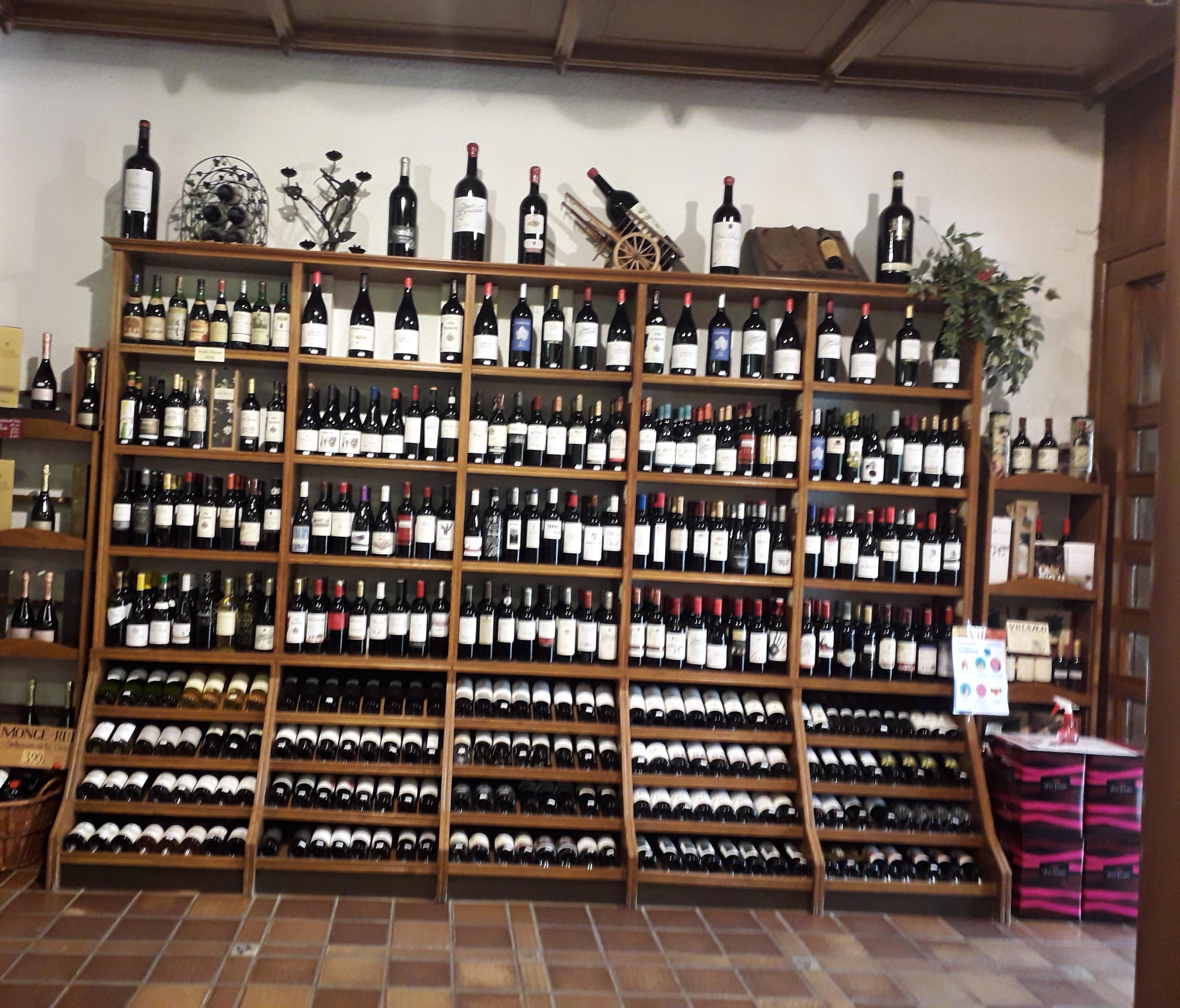 Selección de vinos Isabel Gutierrez Ortíz