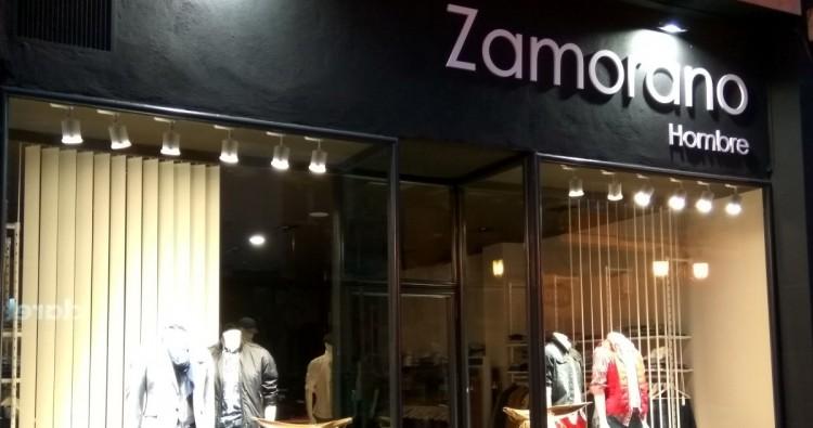 Zamorano, Moda Hombre