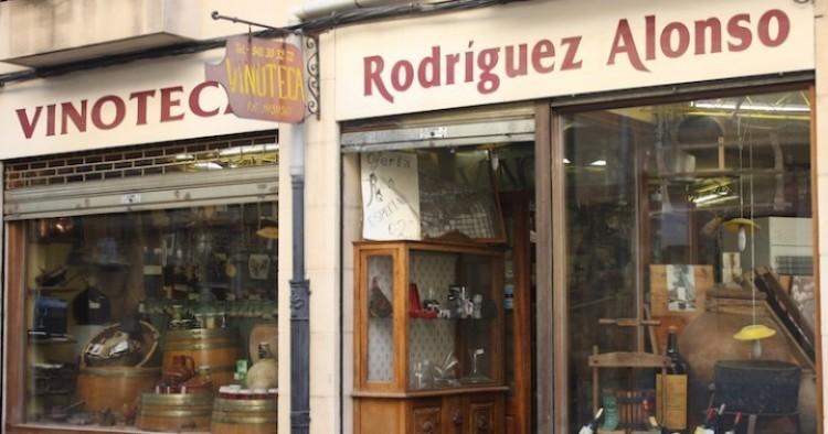 Vinoteca Rodríguez Alonso