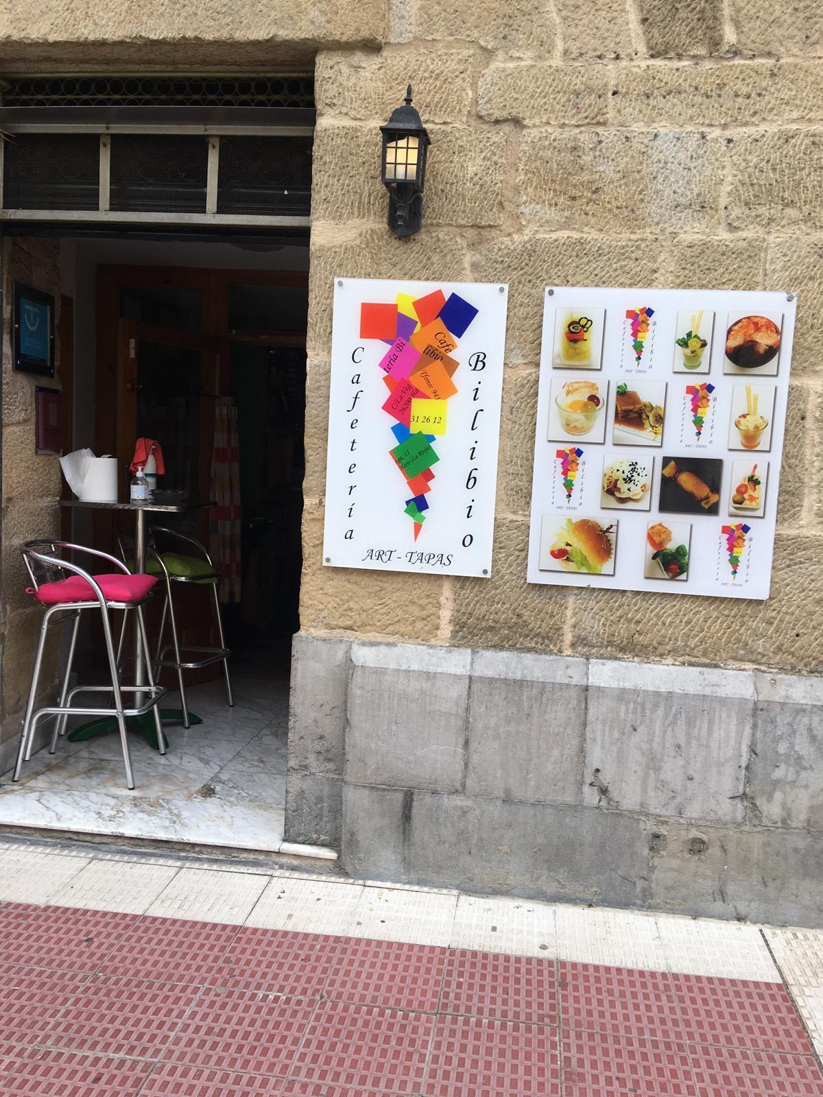 Cafetería Bar Bilibio