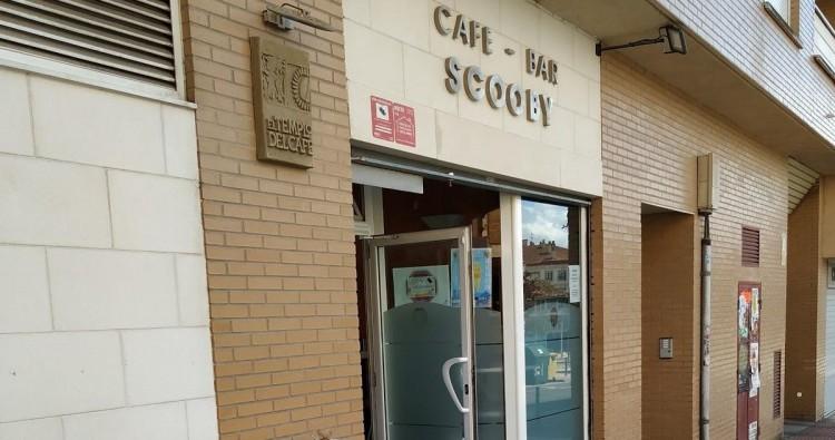 Cafetería Bar Scooby