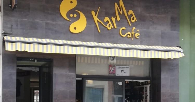 Cafetería Bar Karma café