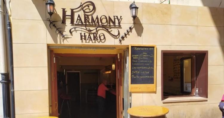 Bar Harmony Haro