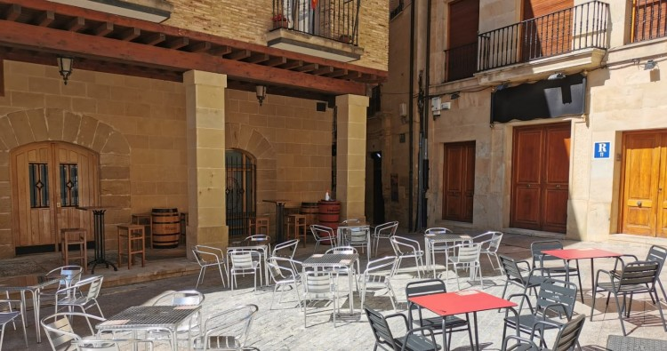 Restaurante Bar Pasadizo