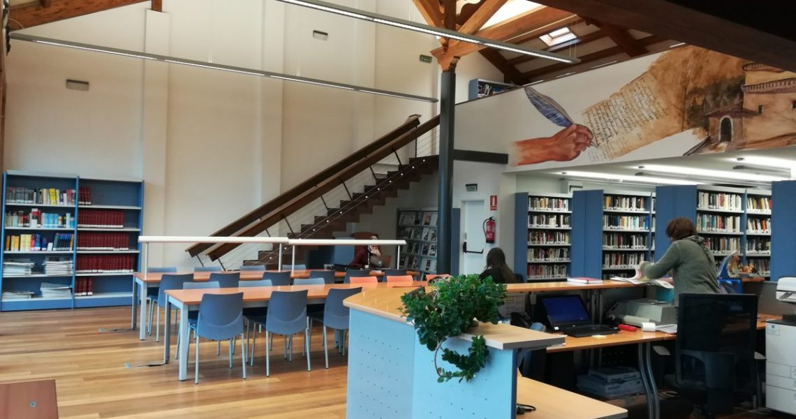La biblioteca municipal cuenta con nuevo material
