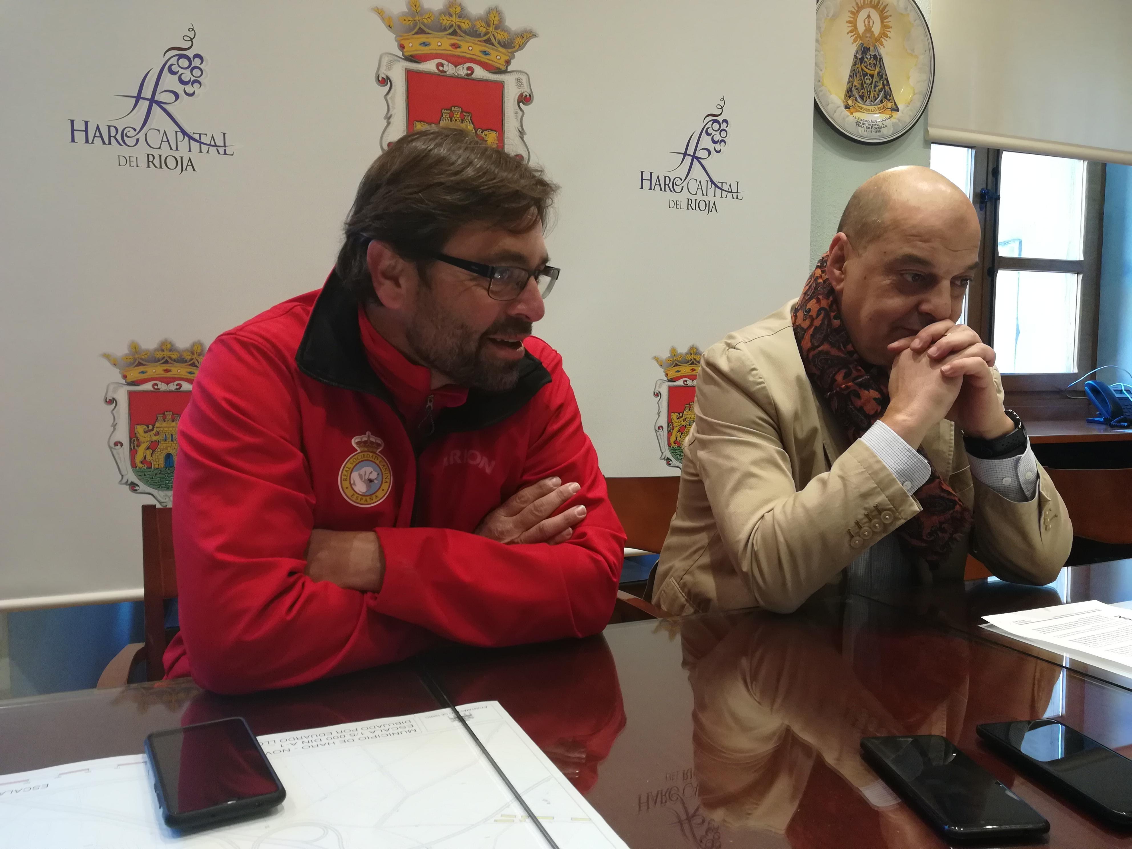 Arranca la XXIV Copa de España de Perros de Trabajo y Utilidad