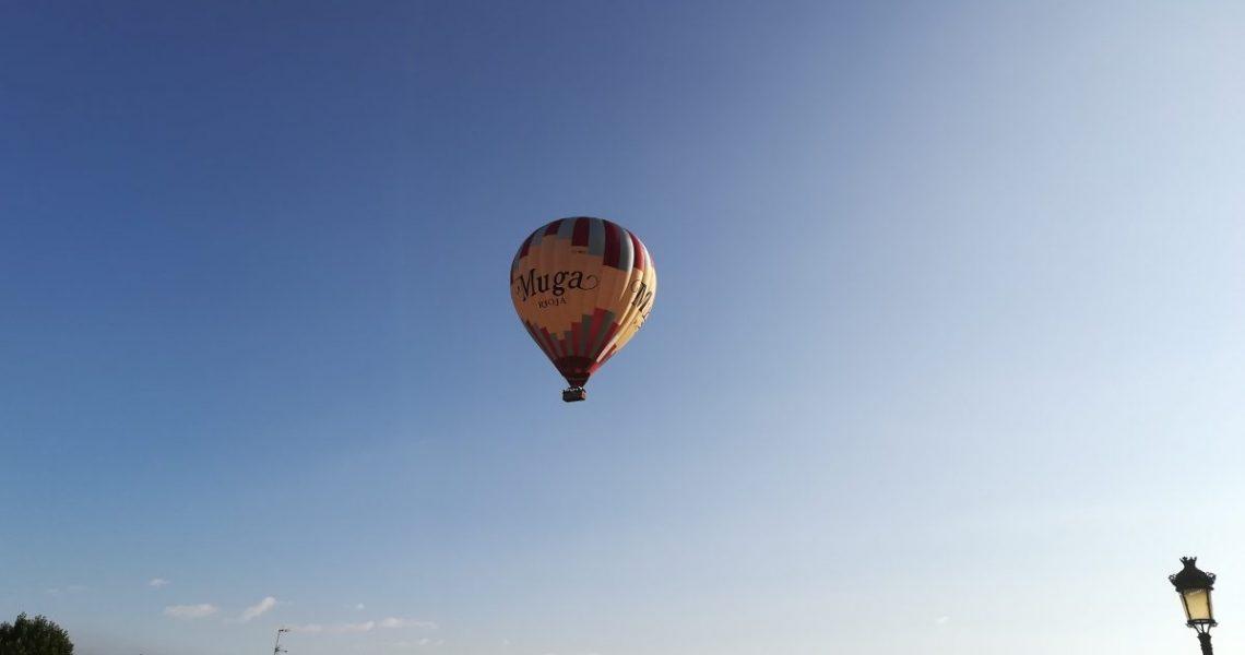 Visto bueno al acuerdo  entre el Ayuntamiento de Haro y el Club Riojano de Aerostación