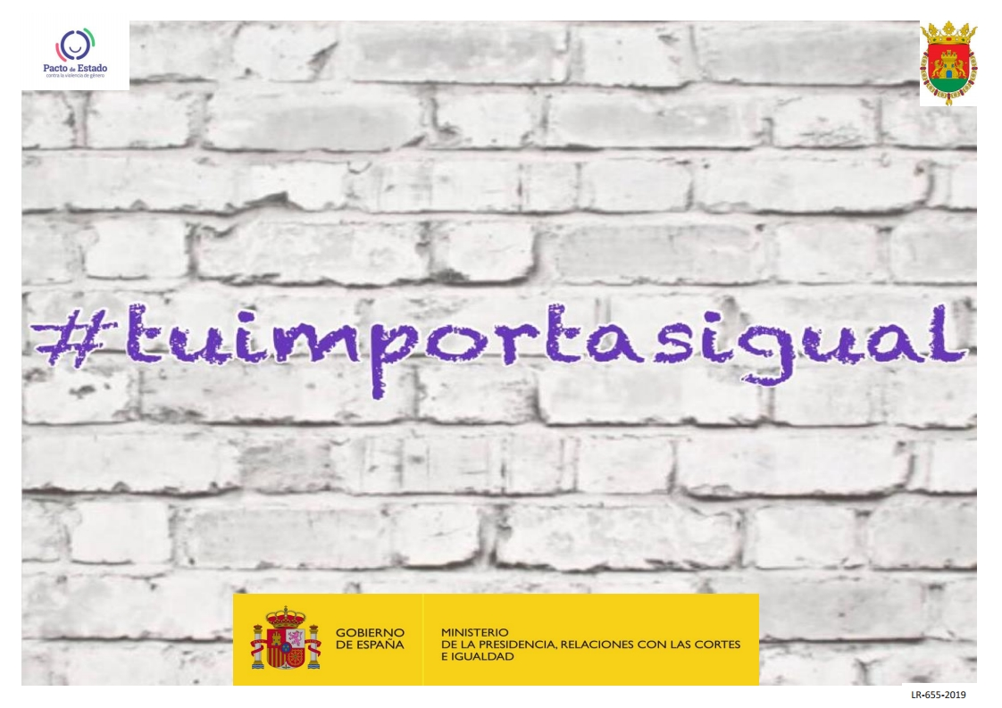 Eslogan  Plan de Igualdad