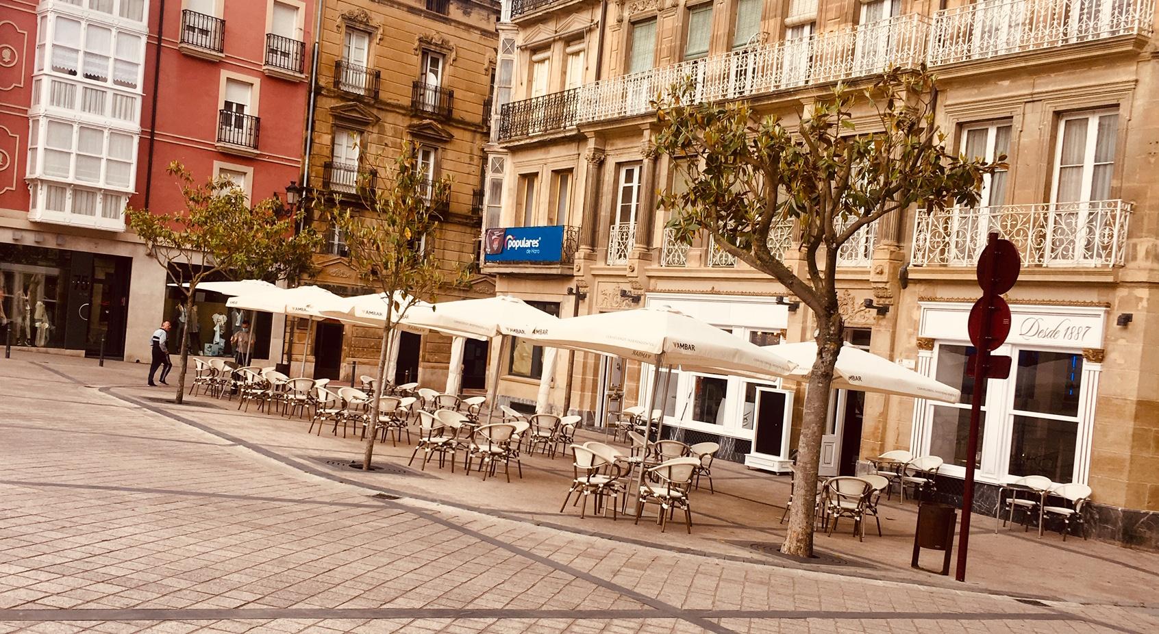El Ayuntamiento de Haro flexibiliza la Ordenanza de Terrazas y permite su ampliación