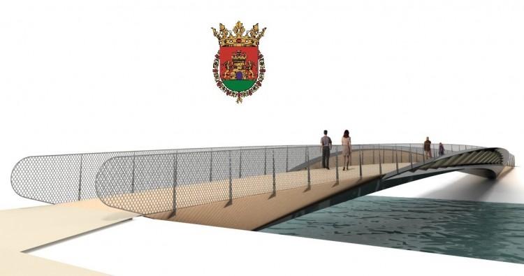 La unión del Barrio de la Estación y el casco histórico de Haro, una realidad en 2021