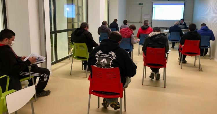 El Centro Multiusos de Haro acoge un curso de la UAGR
