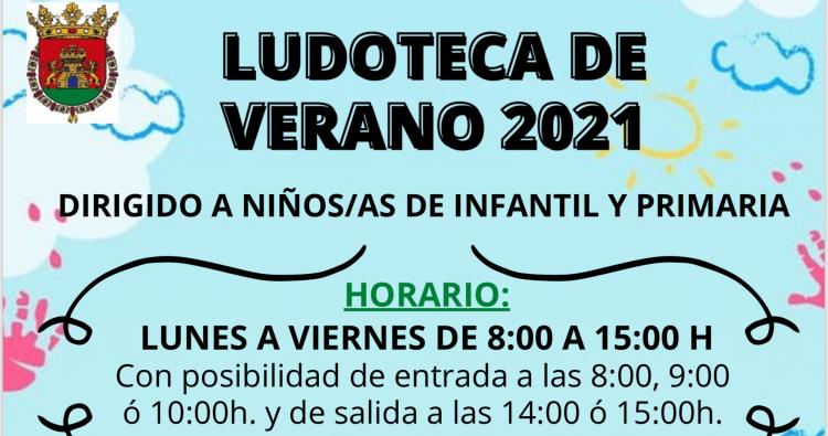 Este lunes 17 de mayo se abre la preinscripción de la Ludoteca de Verano