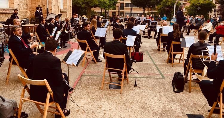 La Banda Municipal de Música de Haro actúa el Día de La Rioja