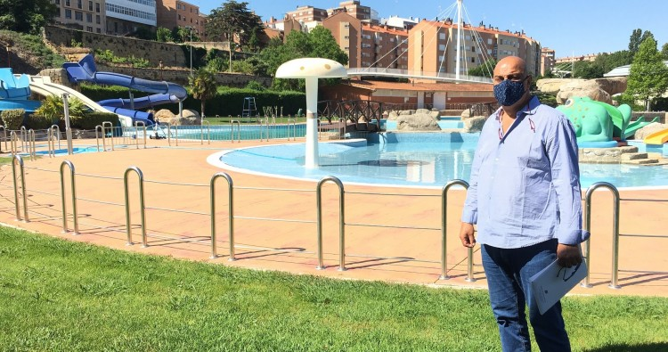 Haro abre sus piscinas recreativas de verano