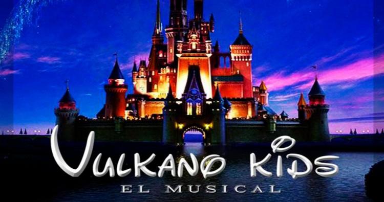 El musical Vulkano Kids acerca la magia de Disney a Haro este viernes
