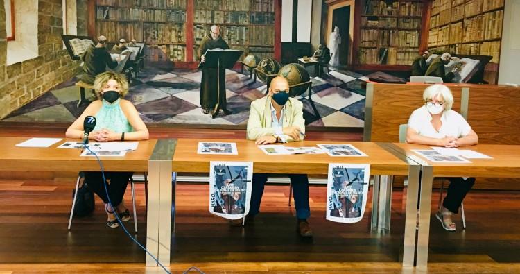 Haro presenta la XXIV edición del Certamen Nacional de Teatro Garnacha de Rioja
