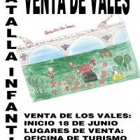 A la venta los vales para la Batalla del Vino Infantil