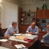 YMCA presenta a Leopoldo García su proyecto SEMILLALABS