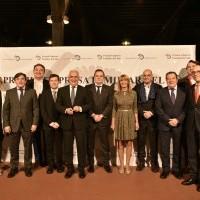 Bodegas Muga acoge la entrega del Premio Empresa Familiar 2018