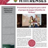 Ya puedes consultar la nueva edición de Harenses