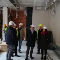Firmado el convenio de financiación de las obras del nuevo Centro Cívico Multiusos