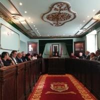 Equipo de gobierno y grupo municipal popular debaten sobre el fin de la legislatura
