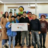 Cerca de 1.700 euros para la Fundación Josep Carrera contra la Leucemia