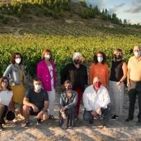 Ollauri, Briñas, Sajazarra, Casalarreina y Haro aúnan esfuerzos por el turismo sostenible