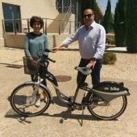 Este verano comienza el servicio de alquiler de bicicletas