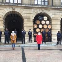 Siete nuevos agentes se incorporan a la Policía Local de Haro