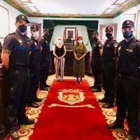 Seis agentes locales toman posesión de su plaza definitiva en la policía de Haro