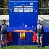 El Ayuntamiento felicita a Fernando Riaño por revalidar su título de campeón del mundo