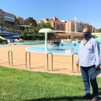 Balance de la temporada de piscinas en Haro: 70.000 accesos, cerca de un 80% más que en 2020.