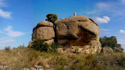 Santuario Celtíbero de Peña Redonda